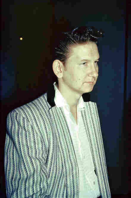 Roy Orbison, March 1957