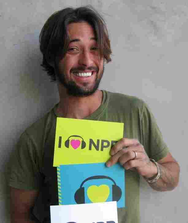 Ryan Bingham at NPR West