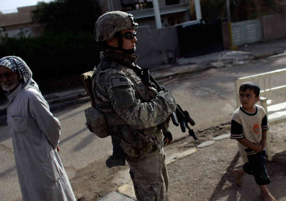 The troop surge and the iraq war essay