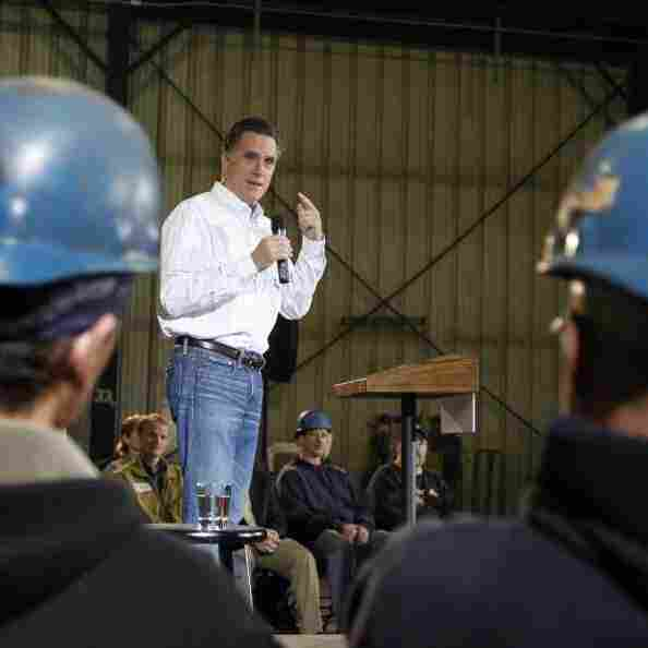 In Iowa And Beyond, Republicans In Final Push Before Contests Begin
