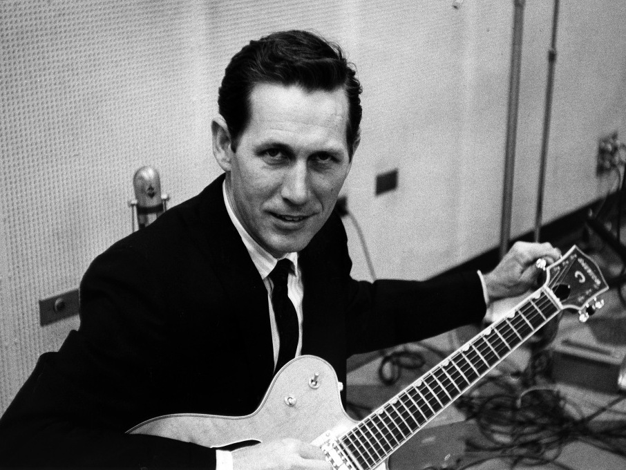 Chet Atkins: The Lasting Influence Of 'Mr. Guitar'