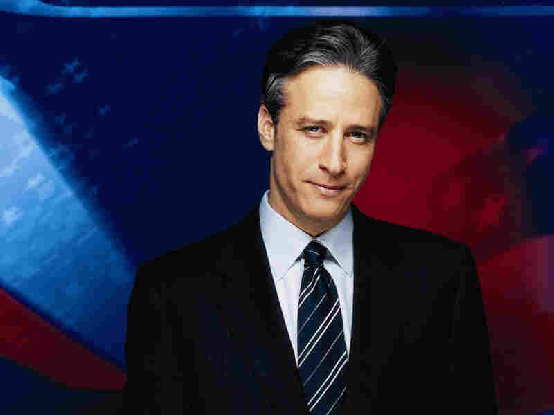 The Daily Show with Jon Stewart was Bianculli's top pick in 2008. The critic continues to cite the newsy show on Comedy Central for skewering both politicians and the media.