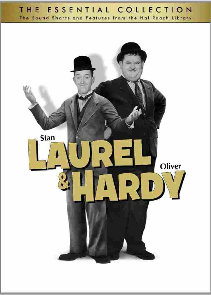 Laurel and Hardy: The Essential Collection.