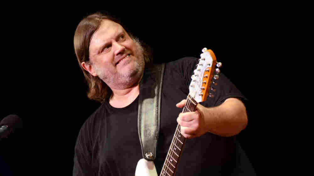 Matthew Sweet performs on Mountain Stage.
