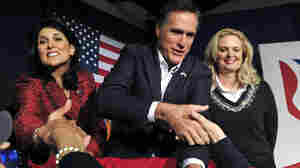 Endorsement Kicks Off Romney's Battle For S.C.