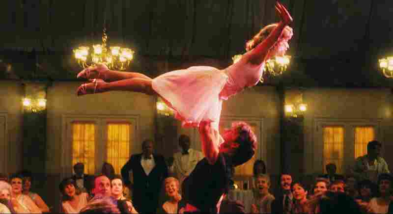 "Dirty Dancing gained cult status not least for its iconic ""Time of My Life"" dance scene, in which Patrick Swayze whisked Jennifer Grey's Baby from the corner, according to Mathijs."