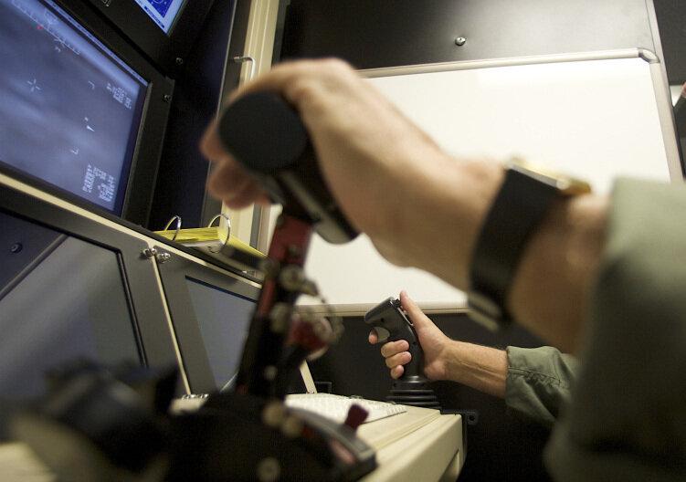 Report: High Levels Of 'Burnout' In U S  Drone Pilots : NPR
