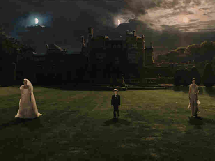 In Lars von Trier's Melancholia, Kirsten Dunst's lavish wedding takes place as a rogue planet — also called Melancholia — hurtles directly toward Earth.