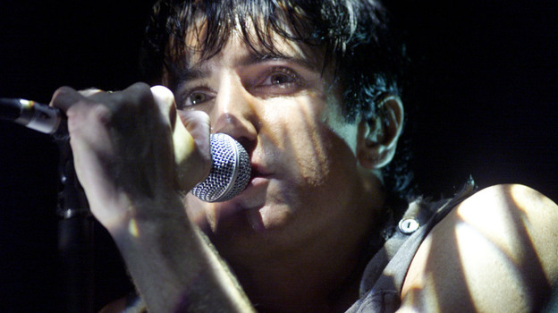 Trent Reznor of Nine Inch Nails. (Getty Images)