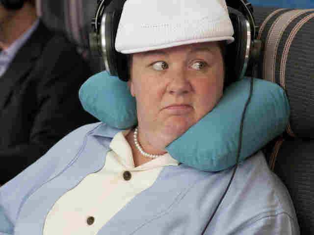 """I've Got The First Watch"": Melissa McCarthy proves she knows how to read a man in Bridesmaids."