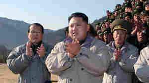 North Korea's Likely Leader: Young And Untested