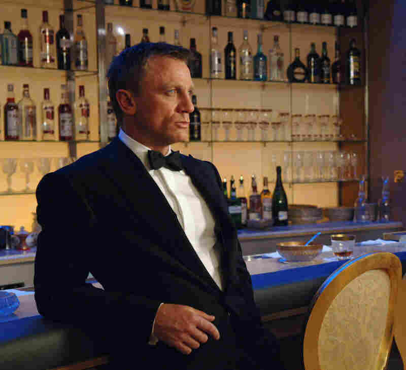 The smooth, daring James Bond — Craig's other franchise-icon role — is the polar opposite of Blomkvist, the average guy. Craig says Blomkvist's appeal is his honest nature, driven by a sense of injustice.