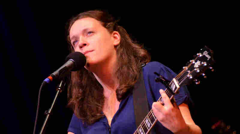 Lucy Wainwright Roche On Mountain Stage