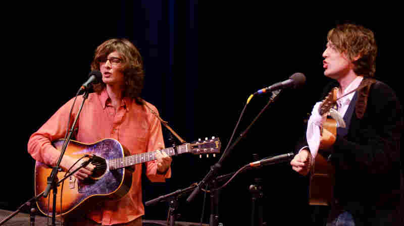 The Milk Carton Kids On Mountain Stage