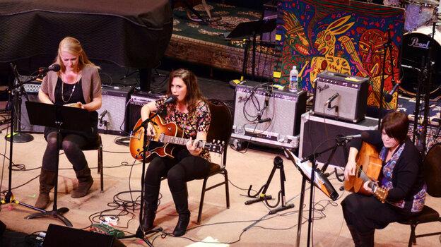 Sarah Siskind on Mountain Stage.