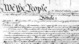 'We The People': NPR Readers Would Ratify Four New Amendments
