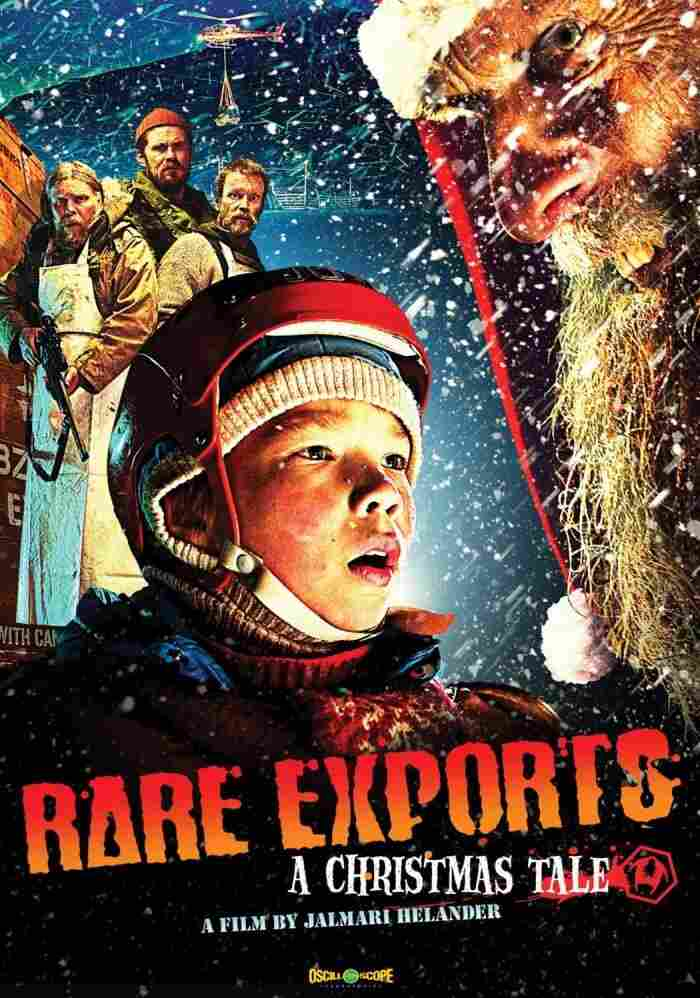 The cover of Rare Exports.