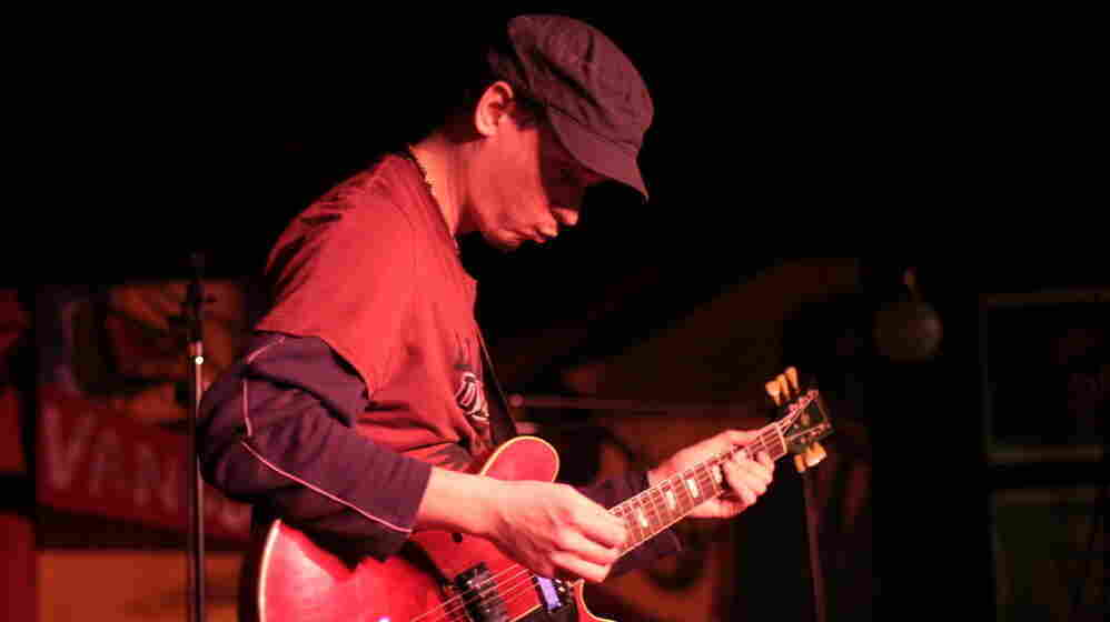 Kurt Rosenwinkel performs at the Village Vanguard.