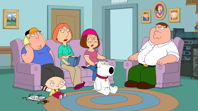 Seth MacFarlane A Family Guy Sings Out
