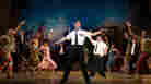 The Book of Mormon features music and lyrics by Trey Parker, Robert Lopez and Matt Stone and plays at the Eugene O'Neill Theatre in New York City.