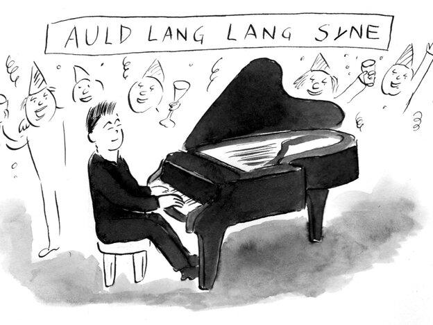 Auld Lang Lang Syne