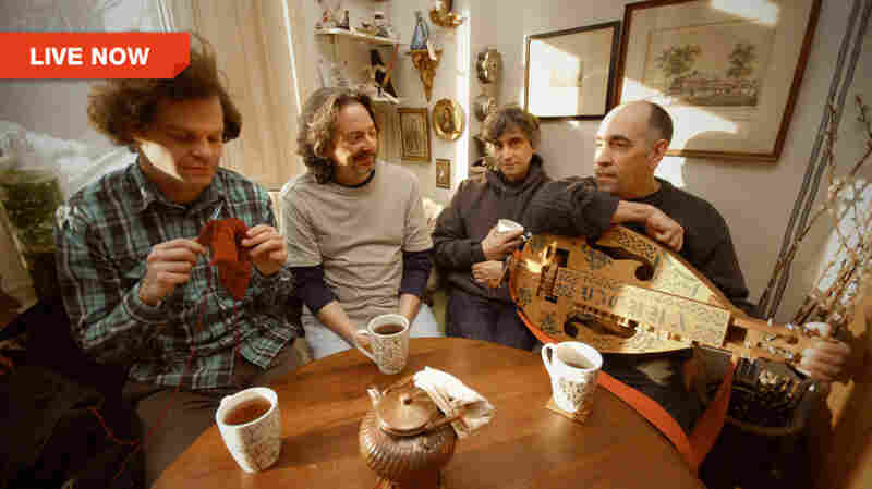 The Dead Milkmen perform from World Cafe Live.