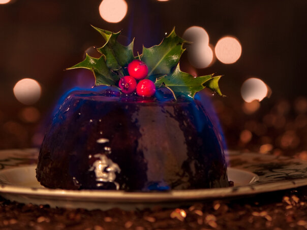 A Christmas Pudding In The Mail Carries A Taste Of Home : The Salt ...