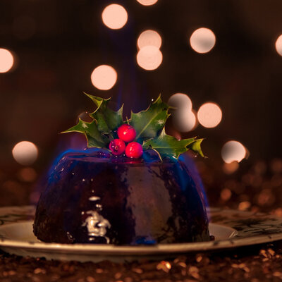 A Christmas Pudding In The Mail Carries A Taste Of Home