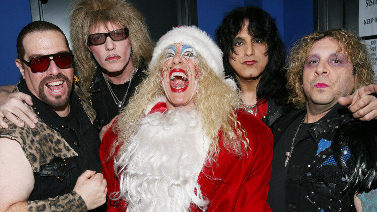 Twisted Sister Christmas.Songs To Annoy You This Holiday Season Npr