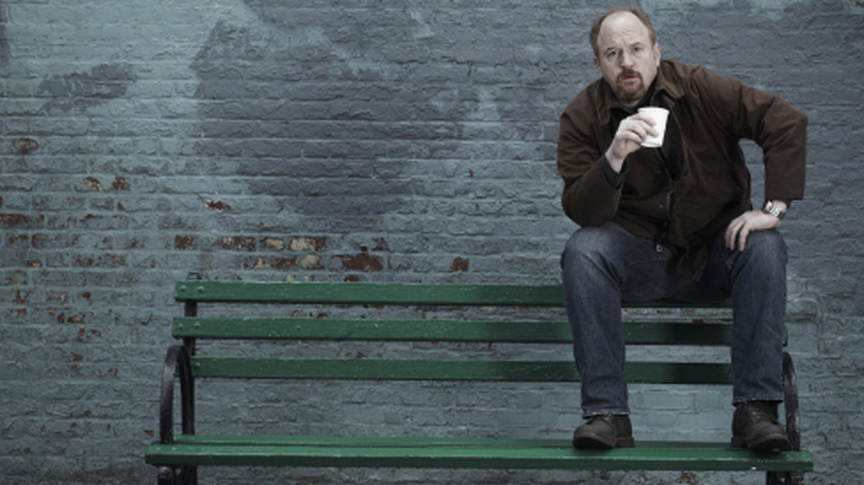 Louis C.K., born Louis Szekely, is a writer, actor, producer, director and star of the FX series Louie.  (FX)