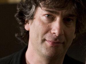 Author Neil Gaiman Plays Not My Job : NPR