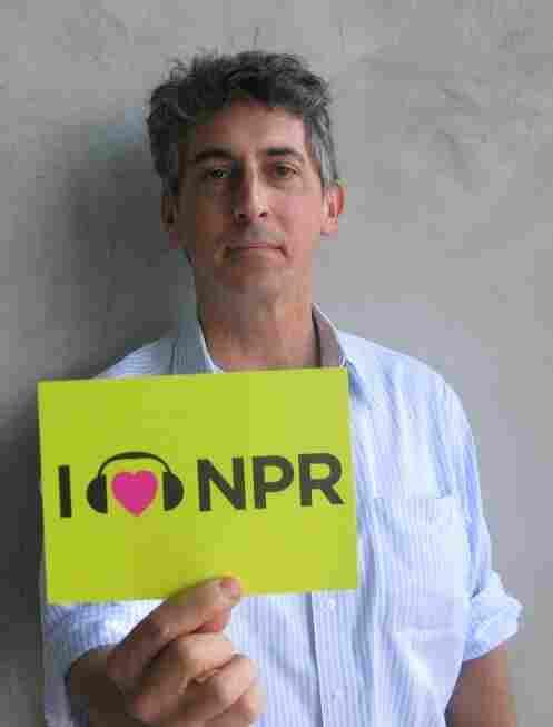 Alexander Payne at NPR West.