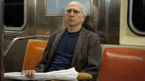 "Larry David returned for an eighth season of Curb Your Enthusiasm this year. David Bianculli called his show ""one of the funniest and [most] daringly different shows ever made for TV."""