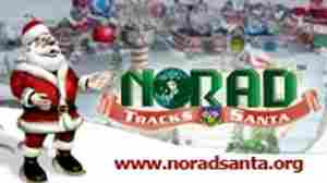 NORAD's Santa Tracker Switches On Saturday