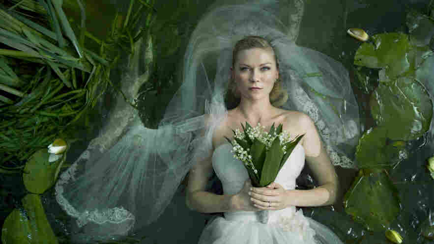 Oh, Feel Ya: Kirsten Dunst plays a depressed bride waiting for the world to end in Melancholia, one of a bumper crop of bummers that came our way in 2011.