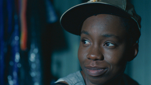 Adepero Oduye planned to be a doctor, but after her father died suddenly, she decided to change course and pursue an acting career. (Focus Features)