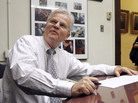 Former Louisiana Gov. Buddy Roemer files candidacy papers to run in the New Hampshire presidential primary in Concord, N.H. in October.