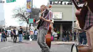 Austin's Musicians Caught In Conundrum