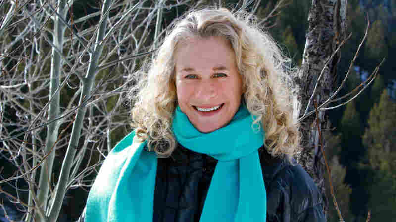 Carole King's new album is titled A Holiday Carole.