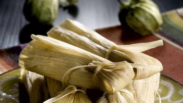 Many Americans are familiar with cornhusk-wrapped tamales. But those aren't my favorite. (MCT via Getty Images)