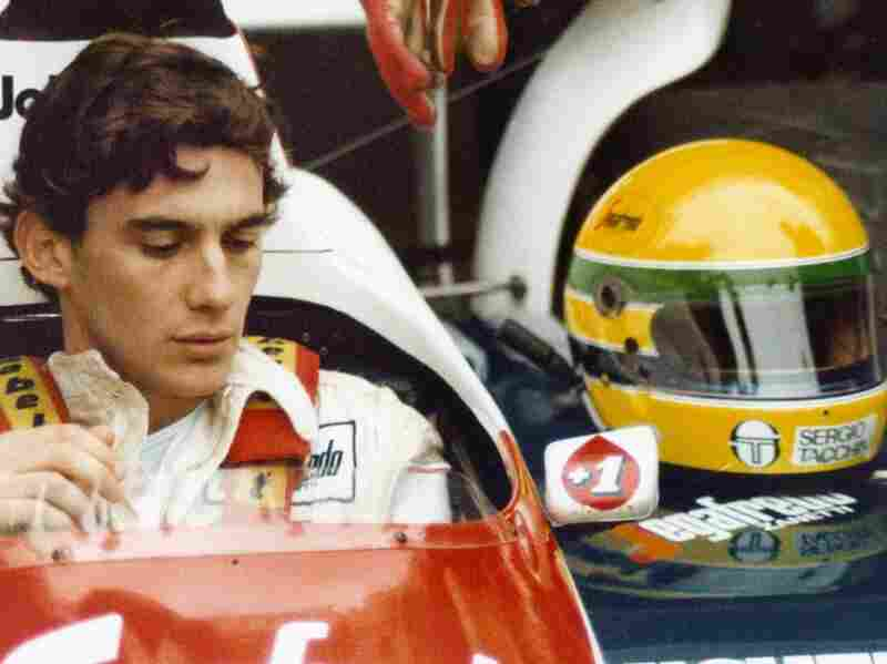 Formula 1 driver Ayrton Senna died at the age of 34; the documentary that bears his name uses archival footage — exclusively — to tell his story.