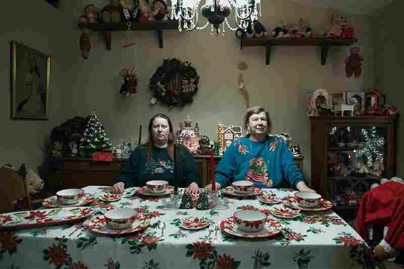 Wircshem Sisters' Christmas dinner, Phoenix, Ariz.