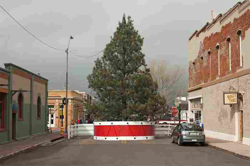 Route 66 Christmas, Williams, Ariz.