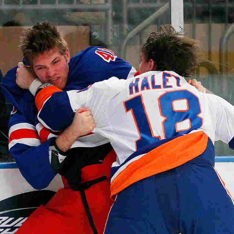 Dear NHL: Hit The Puck, Not The Players