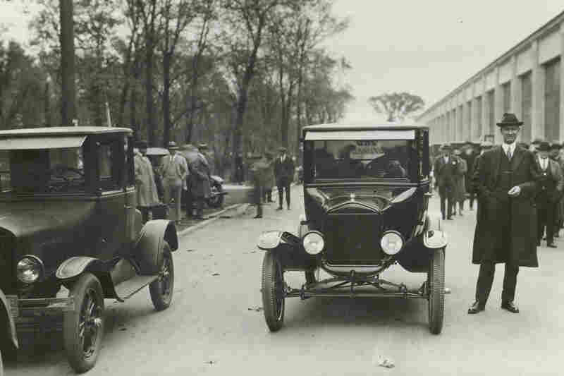 The first car assembled at the St. Paul Ford plant was the Model T in 1925.