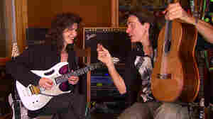The 'Guitar Passions' Of Sharon Isbin And Steve Vai