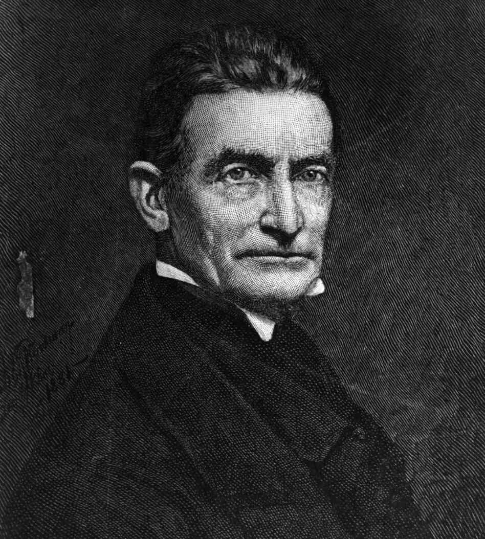American abolitionist John Brown led the 1859 raid on Harpers Ferry, Va. That takeover and the man behind it are the subjects of historian Tony Horwitz's new book, Midnight Rising.