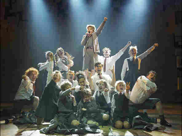 The West End production of the Royal Shakespeare Company's Matilda the Musical opened at the Cambridge Theatre on Nov. 24.