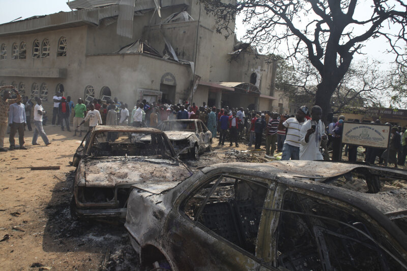nigeria arrests two in deadly christmas day bombings the two way npr - Christmas Bombings
