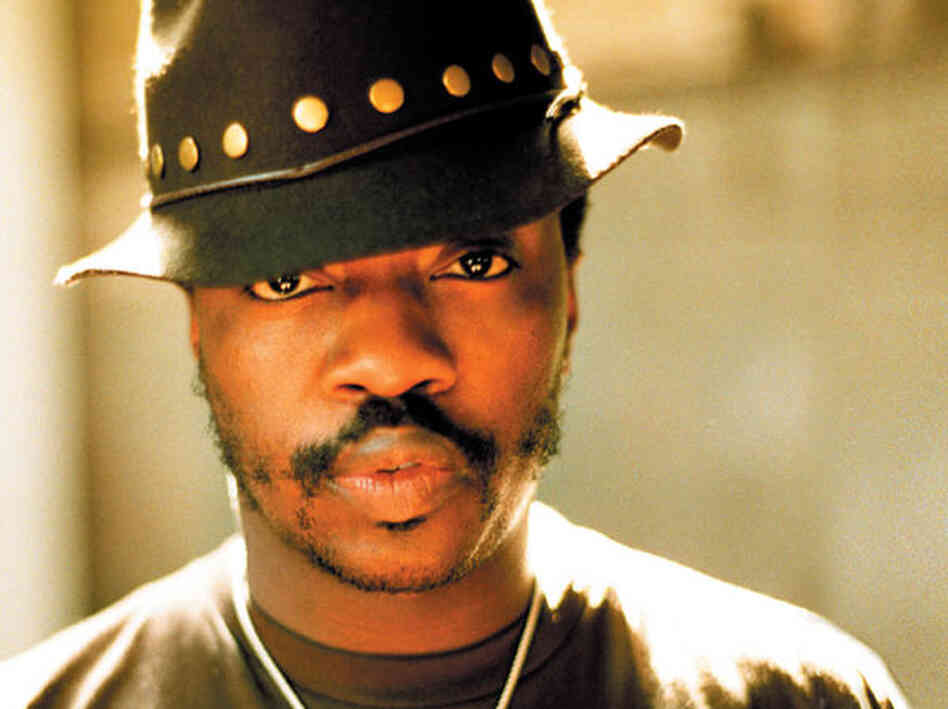 Anthony Hamilton.